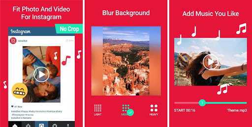 Video Editor No Crop, Music, Cut 1 360 111 | Android Apps Mirror