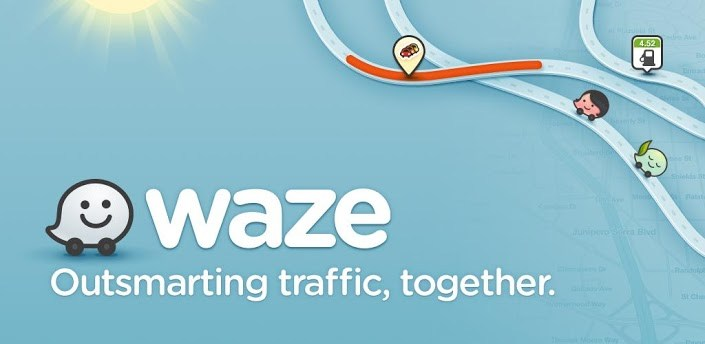 Waze - GPS, Maps & Traffic app | Android Apps Mirror