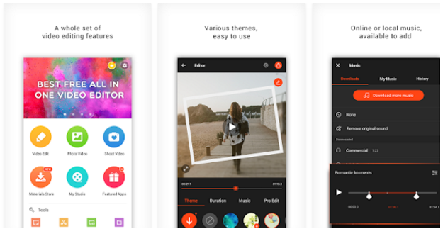 VideoShow - Video Editor app   Android Apps Mirror
