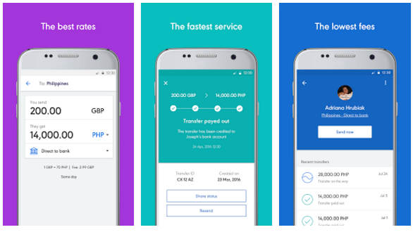 Azimo Money Transfer app | Android Apps Mirror