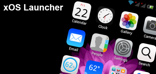 xOS Launcher app | Android Apps Mirror