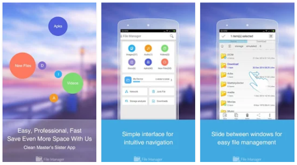 File Manager (File transfer) App | Android Apps Mirror