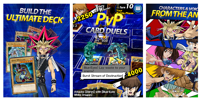 Yu-Gi-Oh! Duel Links Game | Android Apps Mirror