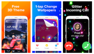 Bolt Launcher – Charging Show & Themes