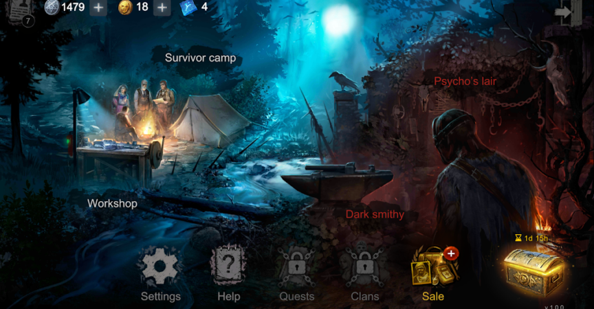 Horrorfield – Multiplayer Survival Horror Game   Android