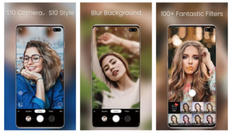 One S10 Camera – Galaxy S10 camera style