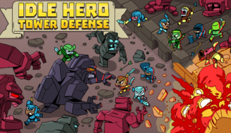 Idle Hero TD – Fantasy Tower Defense