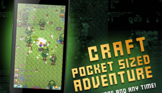 Idle Pocket Crafter Mine Rush (Early Access)