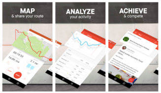 Strava Track Running, Cycling & Swimming